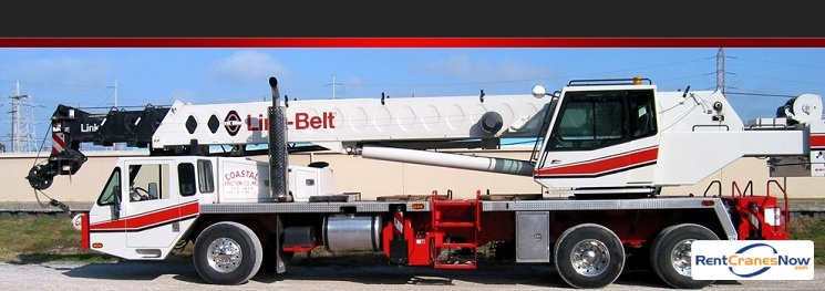 Link-Belt HTC-8640 Crane for Rent in Metairie Louisiana on CraneNetwork.com