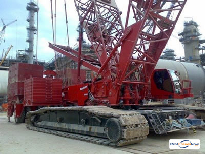 440-Ton Manitowoc 16000 Crane for Rent in Riviera Beach Florida on CraneNetwork.com
