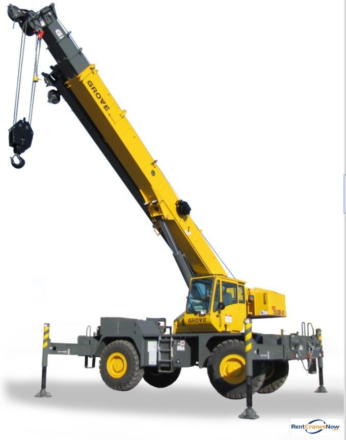 GROVE RT530 Crane for Rent in Superior Wisconsin on CraneNetworkcom