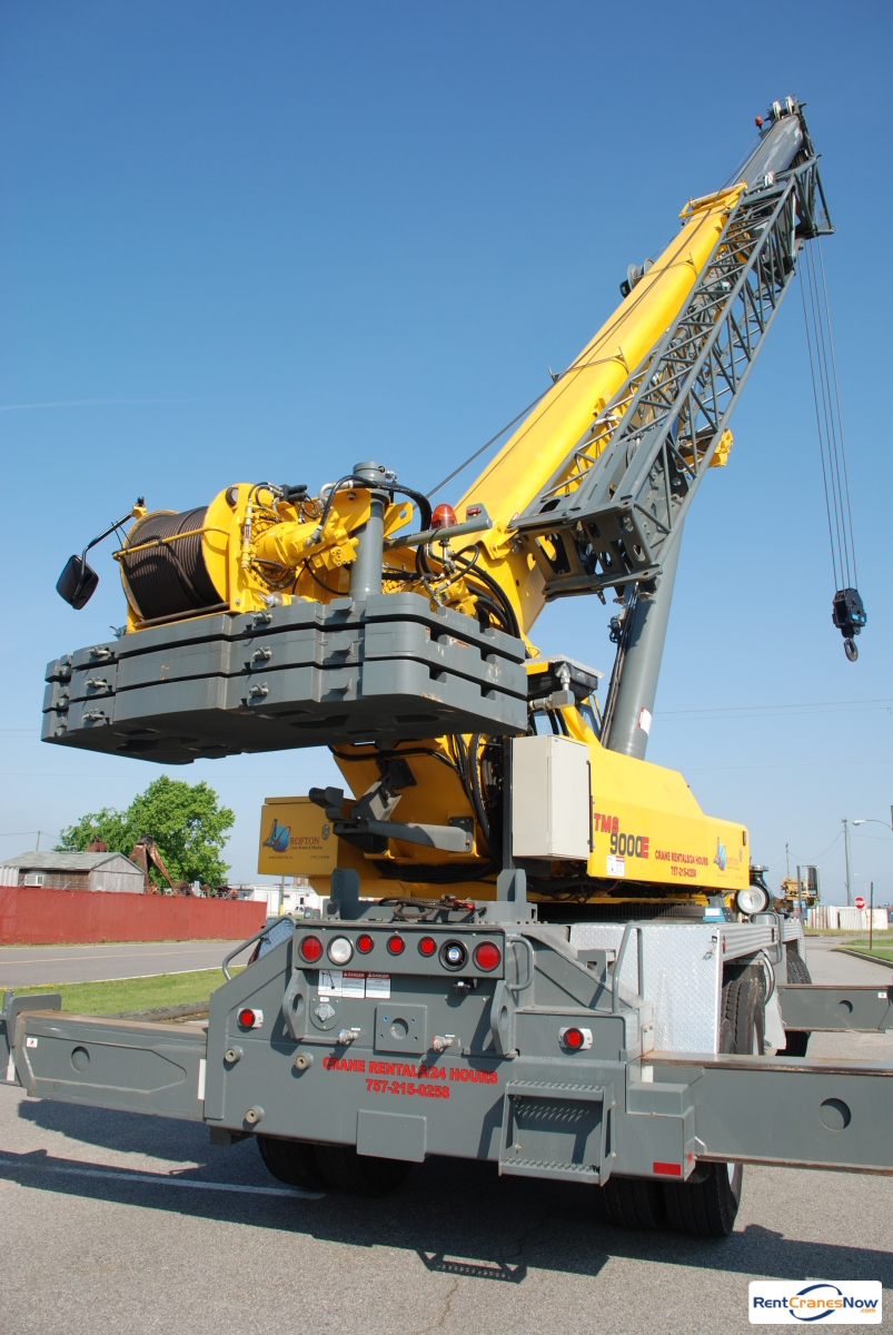Grove TMS900E Crane for Rent in Portsmouth Virginia on CraneNetwork.com
