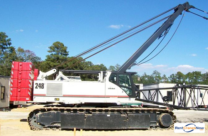 Crane for Rent in Pooler Georgia on CraneNetwork.com