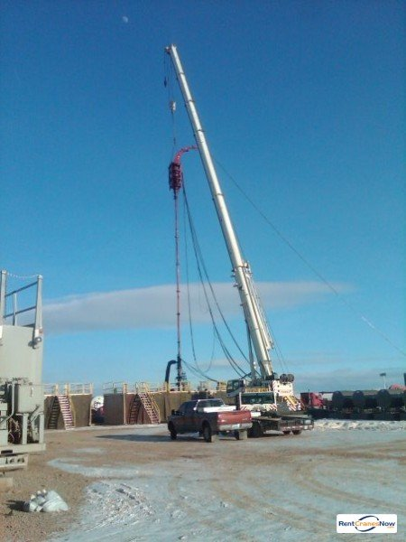 Crane for Rent in Bar Nunn Wyoming on CraneNetworkcom