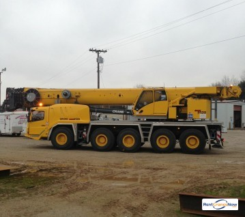 135 TON GROVE GMK5135 Crane for Rent in Bowling Green Kentucky on CraneNetwork.com